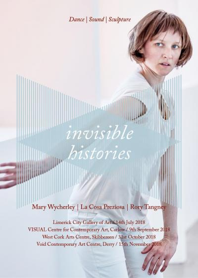 Invisible Histories flyer Mary Wycherley